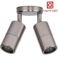 High-end layer indoor stair lighting fixtures
