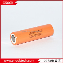huge stock!!!LG 18650 C2 3.7V 2800mah high capacity lithium ion polymer rechargeable battery for jump starter