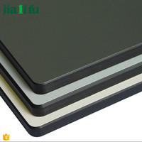 Promotional 12mm high gloss solid phenolic laminate panels