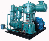 oil free air compressor for for air, nitrogen, CO2, biogas