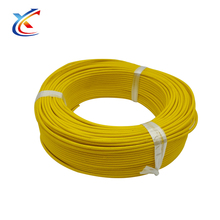 fiberglass braid silicone rubber insulation wire ul3122