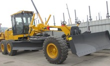 Land Leveling Machine XCMG Motor Grader Gr180 For Road Construction