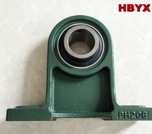 Long life ntn nsk pillow block linear bearing UCPH210 price list for farm tractor