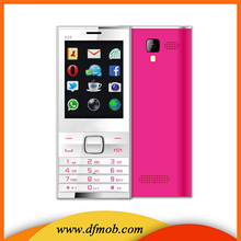 2.8 Inch GSM Unlocked Senior Keypad Quad Band Dual SIM Zinc Alloy Cellphone Deals A525