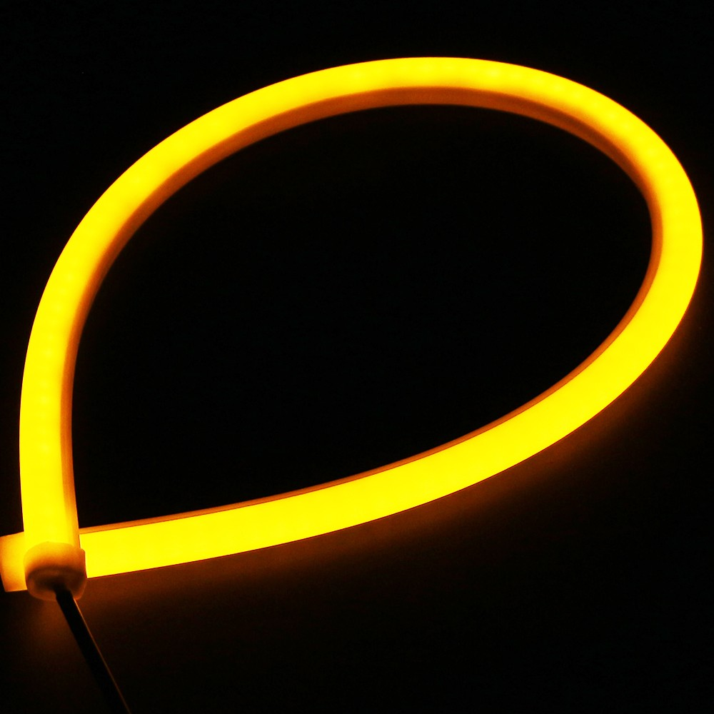 Hot Selling Led Flexible drl Strip Daytime Running Light Universal Led Strip 45cm 60cm sequential drl