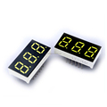 Chinese wholesaler 0.56 inch Red color led 7 segment display 3 digit seven segment led for signage display board
