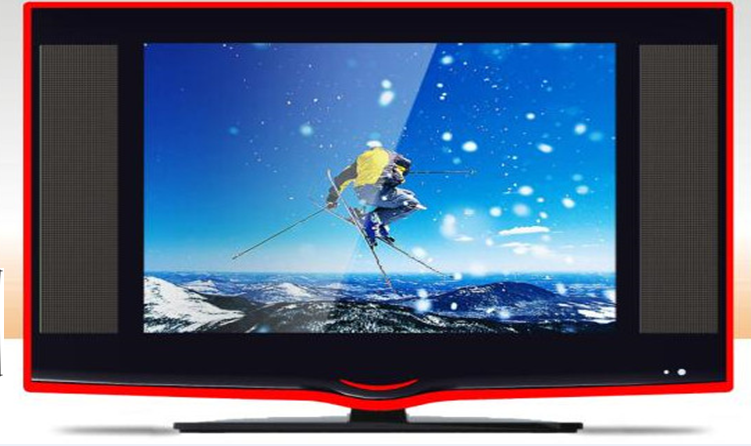 TV Flat Screen 3D Led TV Wifi Smart TV