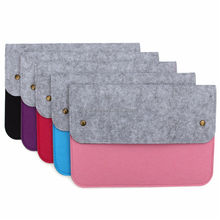 Soft Felt Universal Laptop Protect Bag Sleeve