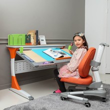 Istudy height adjustable study table for kids ergonomic design