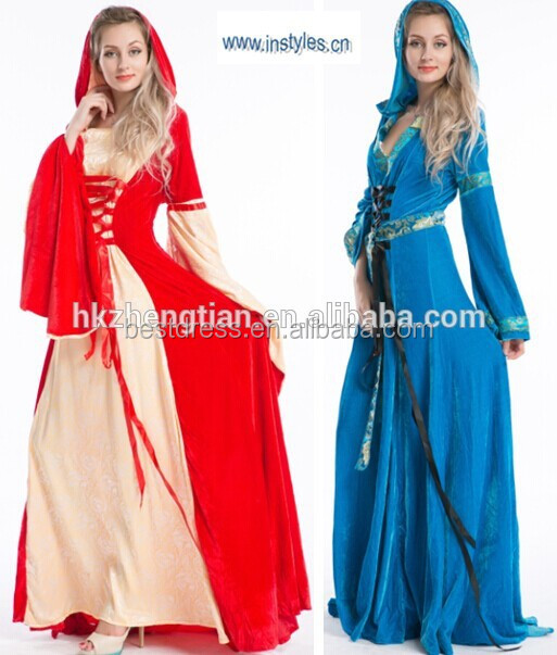 Fancy Dress Snow White Sexy Medieval Costumes Walson Zhengtian ...