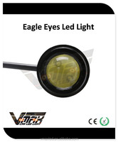 best sellers 12V 3W 23mm COB chips auto eagle eyes with low price dome led lights