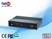 Movie Theater stands Fanless hdmi Digital Signage Computer