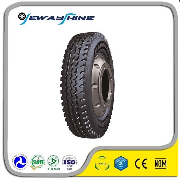 Chinese famous brands tubeless truck tire 10.00r20 for hot sale