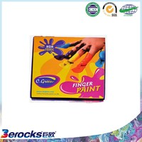cgreen acrylic finger paint/ acrylic paint for roofing tile clear waterproof paint