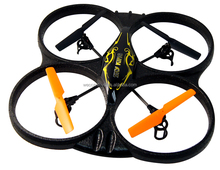 indoor and outdoor 2.4G 4.5ch with 6 axis gyro quadcopter
