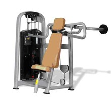 Names of exercise equipment Shoulder Press Machine
