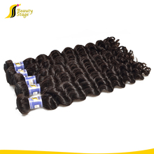 wholesale raw natural brazilian wefted hair,cheap brazilian kinky curly human hair bundle