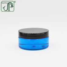 Screen printing 200g wide mouth cosmetic cream jars for body butter