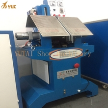 Hydraulic Vamp Leather Shoe Crimping Moulding Footwear Making Machine
