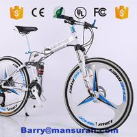 MANSURAH SH-SP036 3 Spoke Wheel Racing bike Road bike