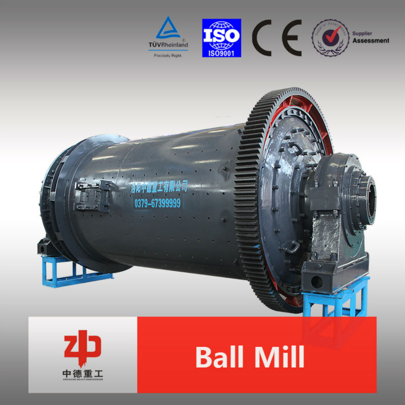 Chinese hot sale Ball Mill for construction, chemical, mining