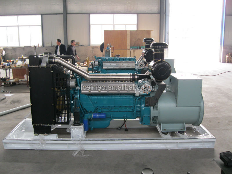 ricardo factory price marine diesel engine generator set