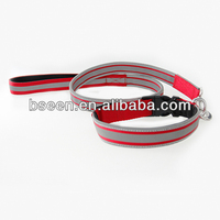 2014 new products on market nylon reflective dog leash