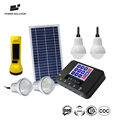 New design SMS mode pay as you go solar system home light with solar torch