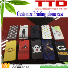 sublimation cover ,customize printing logo designs, For iphone 6 case sublimation,3d tpu sublimation phone case for iphone 6s