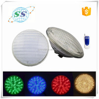 RGB White underwater led lights for fountains / swimming pool , led underwater light