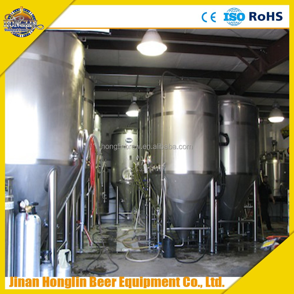 beer brewery equipment beer stainless steel CCT tank container beer fermenter for sale