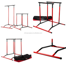 Easy Carrying Parallel Bar Pull Up Station Pull Up Bar Mate Home Outdoor Fitness Equipment