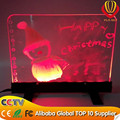 alibaba express NEW LED item wholesale lower price desktop led writing board