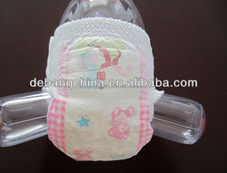 Grade A Best Selling Sleepy Soft Breathable BABY Diapers