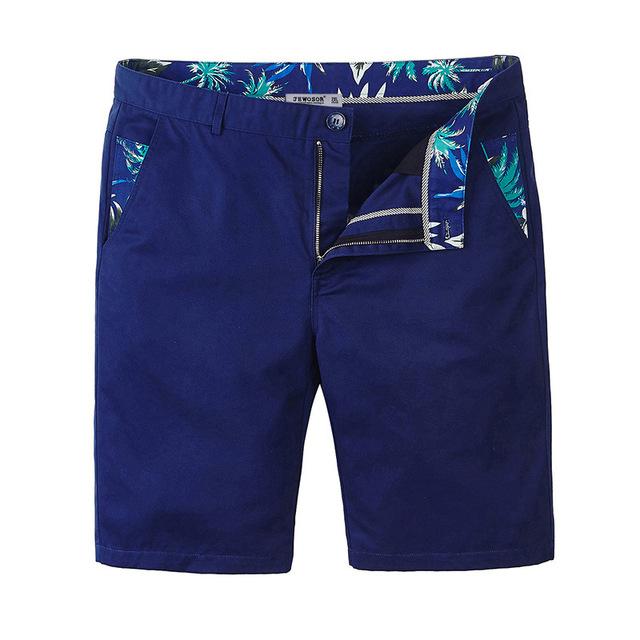 2017 top selling high quality beach short pants print flower pants plus size pants for men