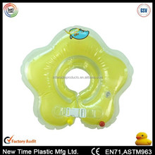 Cool Baby Kids Infant Swimming Neck Float Ring Inflatable Tube Swimming Safety