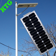 50w new products led solar street lights Patent Product 60w Integrated Solar Street Light lighting In Shenzhen