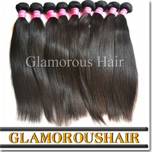 Unprocessed Indian hair wholesale price pure human hair grade 6A high quality silky straight indian remi hair