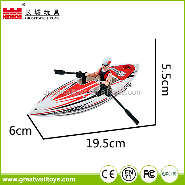 Battery Operated Small Plastic Toy Boat For Kids