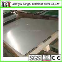 China supply 3mm thick 201 304 jindal steel sheet for kitchenware