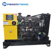 Chinese generator parts open type genset 20kva to 100kva