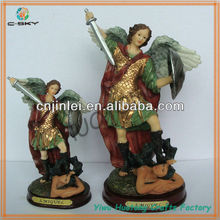 Hot selling fashion unique popular home decoration small plastic fairy figurines