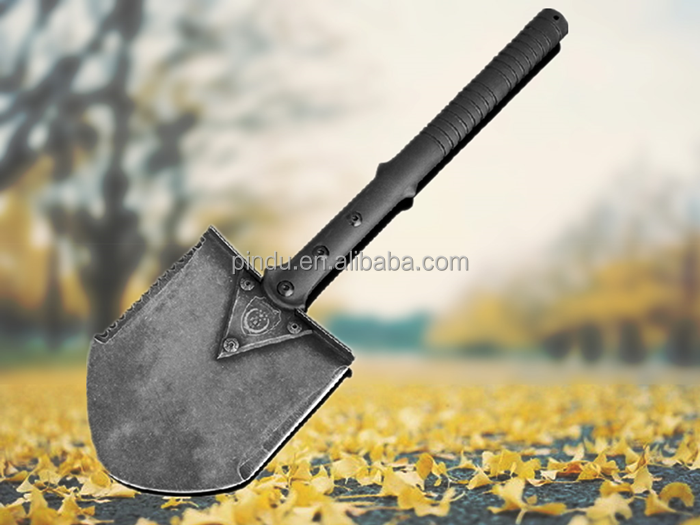 Factory Supply Multifunction outdoor shovel/types of spade shovel