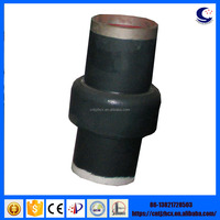 pressure pipe fittings, gas pipeline engineering insulation joint, natural gas pipeline insulating joint