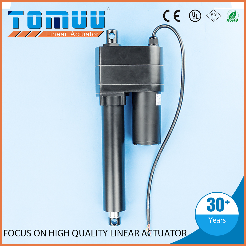 TOMUU screw linear actuator with dc motor electric ball