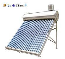 Non-Pressure Bearing Type System All Stainless steel type Solar Heat Boiler