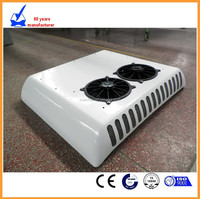 Roof Top Mounted DC 12V Engine Driven Air Conditioner for Van