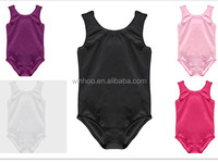 basic shiny thong sleeveless leotard, 7size and 5colors in stock