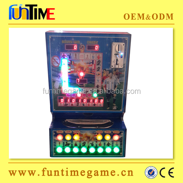 China popular slot machine game Lucky award FT-SM014