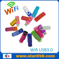 Wireless WiFi Portable USB Memory Stick Flash Drive thumb U Disk 8GB 16GB 32GB